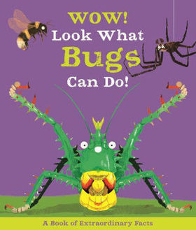 Picture of Wow! Look What Bugs Can Do!