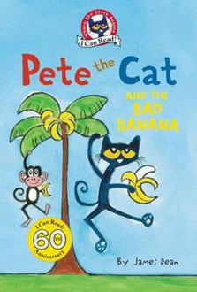 Picture of Pete the Cat and the Bad Banana My First I Can Read