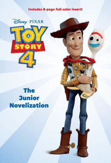 Picture of Toy Story 4 The Junior Novelization