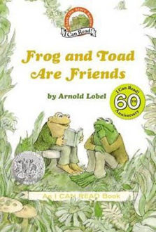 Picture of Frog and Toad Are Friends I Can Read, Level 2