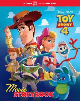 Picture of Disney/Pixar Toy Story 4 Movie Storybook