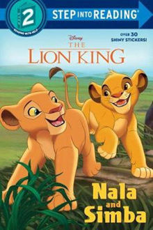 Picture of Nala and Simba Step Into Reading. Step 2