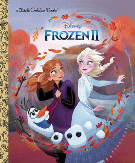 Picture of Frozen 2 Little Golden Book (Disney Frozen)