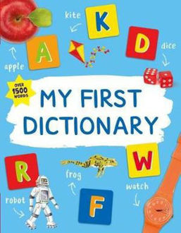 Picture of My First Dictionary