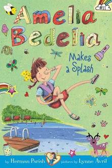 Picture of Amelia Bedelia Makes a Splash Amelia Bedelia Chapter Book Series