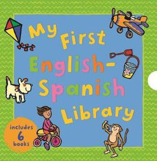 Picture of My First English-Spanish Library