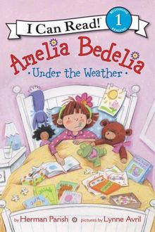 Picture of Amelia Bedelia Under the Weather I Can Read Level 1