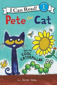 Picture of Pete The Cat And The Cool Caterpillar I Can Read Level 1