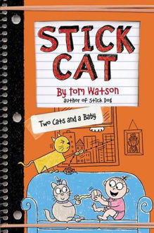 Picture of Stick Cat: Two Cats and a Baby