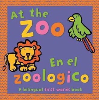 Picture of At the Zoo Bilingual First Words