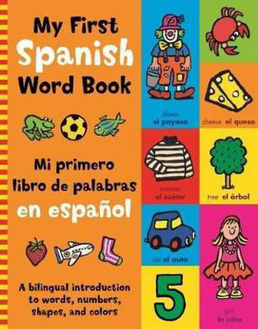 Picture of My First Spanish Book
