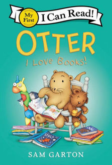 Picture of Otter: I Love Books! My First I Can Read