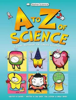 Picture of Basher Science An A-z of Science