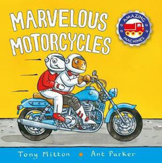 Picture of Marvelous Motorcycles Amazing Machines