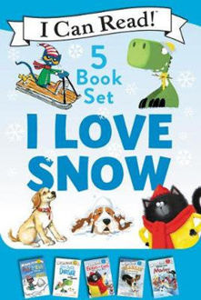Picture of I Love Snow I Can Read 5-Book Box Set