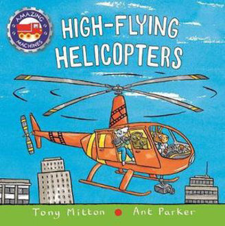 Picture of High-Flying Helicopters Amazing Machines