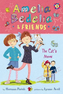Picture of Amelia Bedelia and Friends The Cat's Meow Amelia Bedelia and Friends