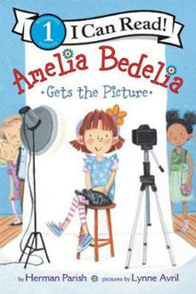 Picture of Amelia Bedelia Gets the Picture I Can Read Level 1