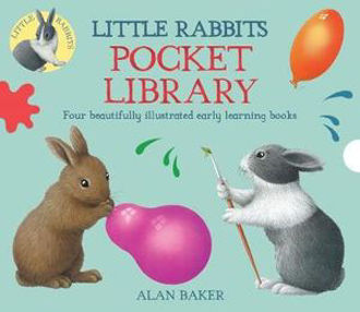Picture of Little Rabbits Pocket Library Little Rabbit Books