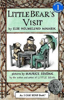 Picture of Little Bear's Visit I Can Read Book Series