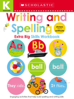 Picture of Kindergarten Extra Big Skills Workbook: Writing and Spelling