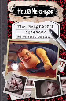 Picture of HELLO NEIGHBOR: THE NEIGHBOR'S NOTEBOOK