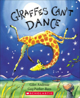 Picture of Giraffes can't Dance