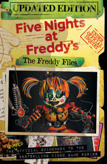 Picture of Five Nights at Freddy's: The Freddy Files (Updated Edition)
