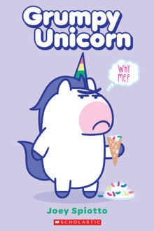 Picture of Grumpy Unicorn: Why Me?