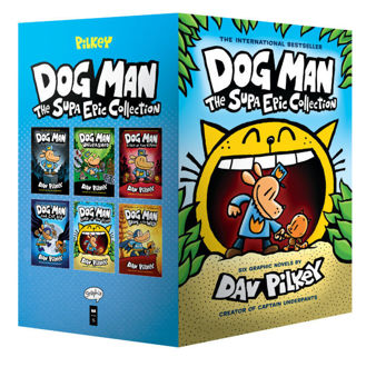 Picture of Dog Man: The Supa Epic Collection (Books #1-6)