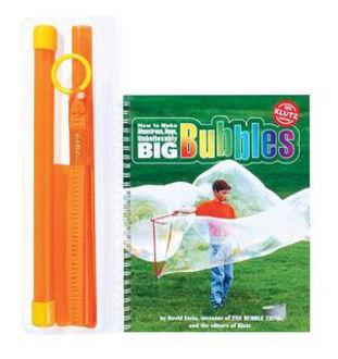 Picture of How To Make Monstrous, Huge, Unbelievably Big Bubbles
