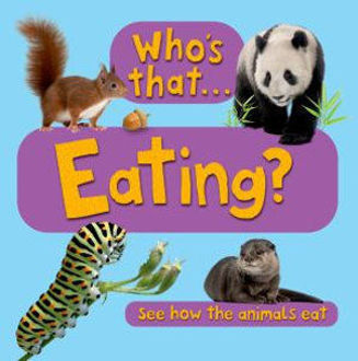 Picture of Who's That? Eating