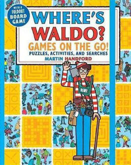 Picture of Where's Waldo? Games on the Go!