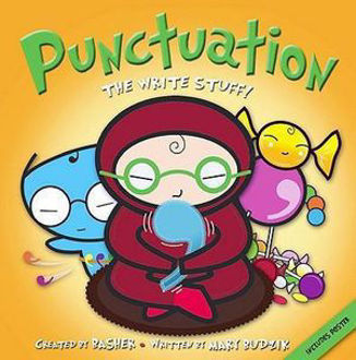 Picture of Punctuation The Write Stuff!
