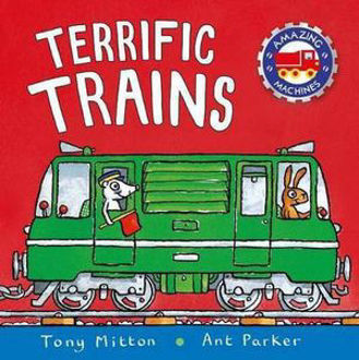 Picture of Terrific Trains Amazing Machines
