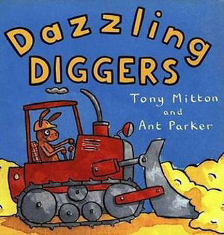 Picture of Dazzling Diggers Amazing Machines