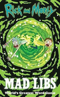 Picture of Rick and Morty Mad Libs