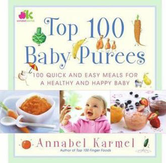 Picture of Top 100 Baby Purees Top 100 Baby Purees