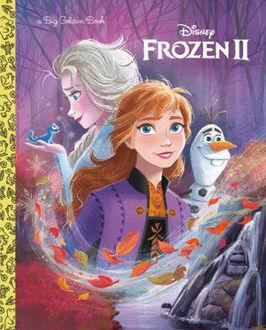 Picture of Frozen 2 Big Golden Book (Disney Frozen 2)