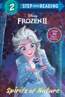 Picture of Frozen 2 Deluxe Step Into Spirit of Nature