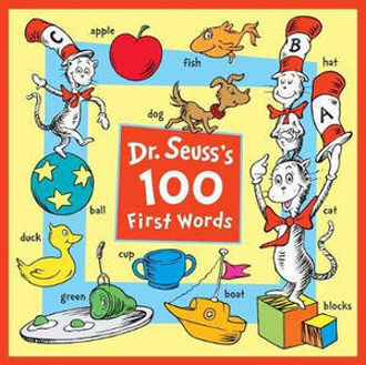 Picture of Dr. Seuss's 100 First Words