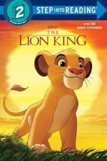 Picture of The Lion King Step Into Reading