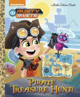 Picture of Pirate Treasure Hunt! (Rusty Rivets)
