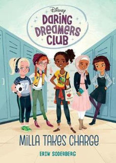 Picture of Daring Dreamers Club #1 Milla Takes Charge (Disney: Daring Dreamers Club)
