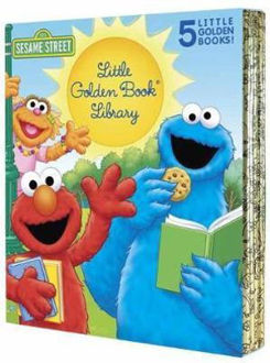 Picture of Sesame Street Little Golden Book Library
