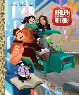 Picture of Wreck-It Ralph 2 Little Golden Book (Disney Wreck-It Ralph 2) Little Golden Books