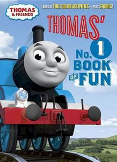 Picture of Thomas' No.1 Book of Fun (Thomas & Friends)