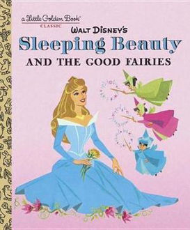 Picture of Sleeping Beauty and the Good Fairies (Disney Classic)