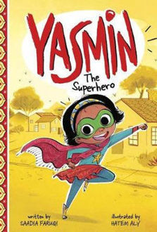 Picture of Yasmin the Superhero