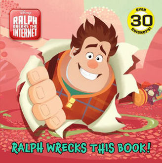 Picture of Wreck-It Ralph 2 Deluxe Pictureback (Disney Wreck-It Ralph 2)